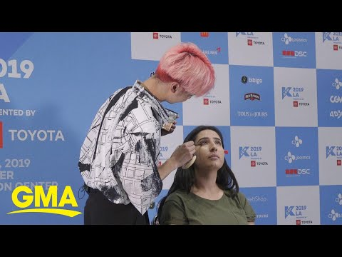 How to achieve the ultimate K-beauty look in 7 simple steps l GMA Digital