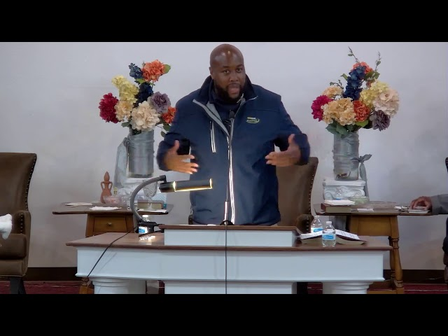 04-28-2021 - Hour Of Power Bible Study with Pastor Kevin T. Daniels, Sr.