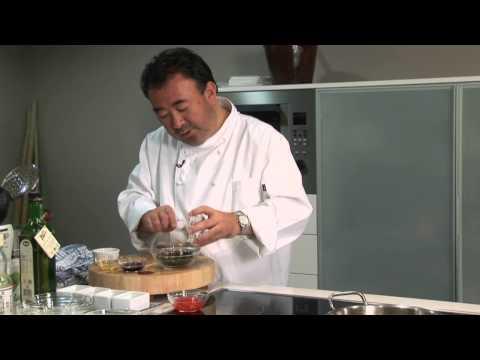 Tetsuya's Recipe - Confit of Ocean Trout