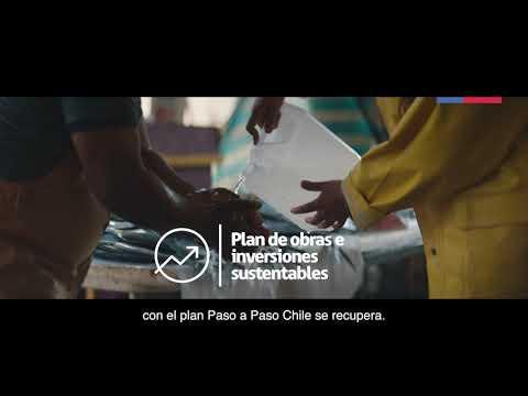 PASO A PASO CHILE SE RECUPERA