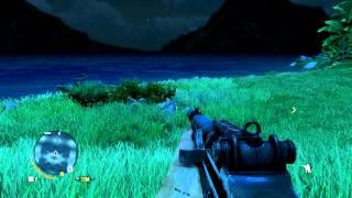 Far Cry 3-zlomeny palec :D