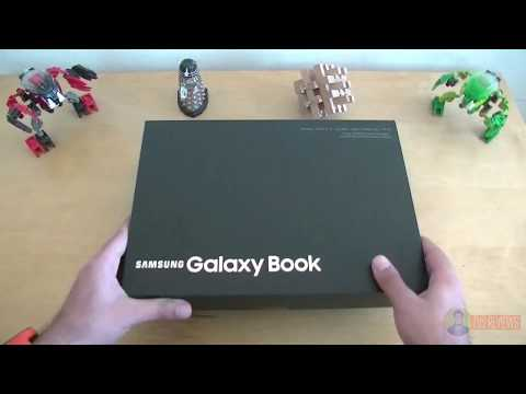 Samsung Galaxy Book 12 Unboxing
