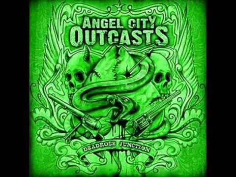ANGEL CITY OUTCASTS - OUTCASTS ROCK'N'ROLL