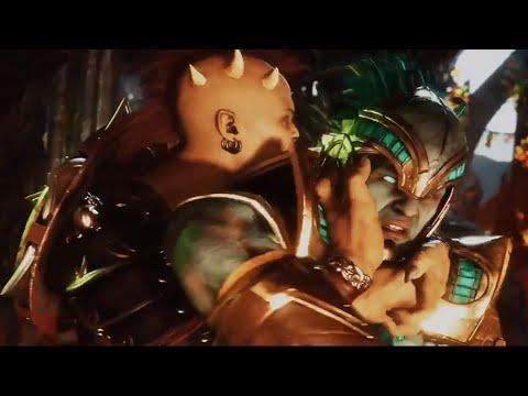 MK11 : Sheeva New Trailer - Queen of the Shokan