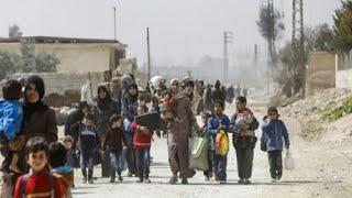 قوات النظام السوري تدخل بلدة حمورية في جنوب الغوطة الشرقية