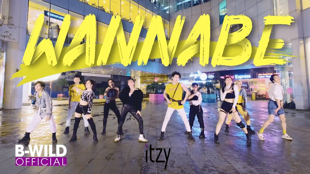 [KPOP IN PUBLIC] ITZY (있지) - WANNABE (워너비)  커버댄스 Dance Cover  By B-Wild From Vietnam