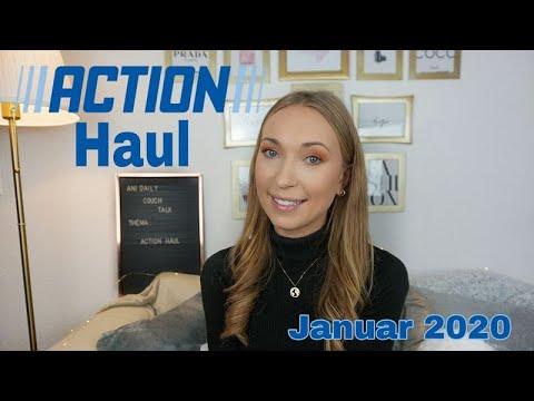 Action Haul Januar 2020