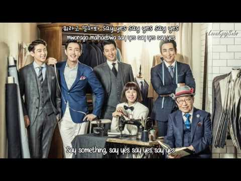 Ji Soo  - Say Say Say [English subs + Romanization + Hangul] HD