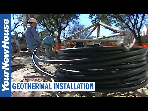 Heating And Cooling With A Geothermal Unit