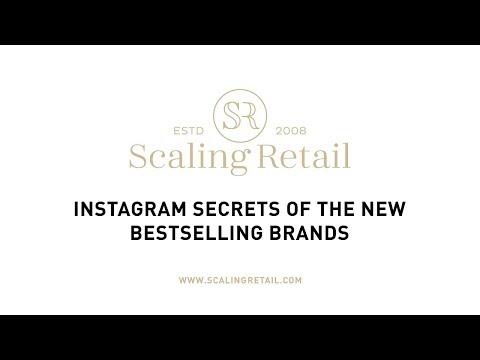 Instagram Secrets of the New Bestselling Brands