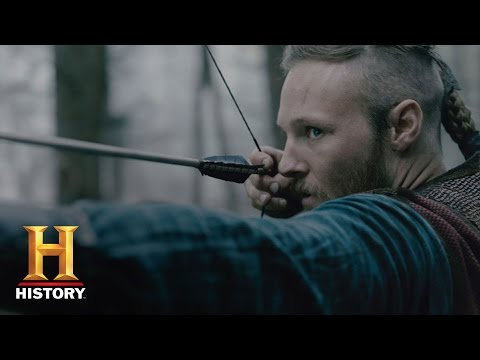 Vikings: Season 4 Character Catch-Up - Ubbe (Jordan Patrick Smith) | History