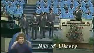 Men Of Liberty - I Shall Wear a Crown