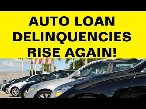 LATE AUTO LOANS RISE AGAIN, PRICES JUMP TO RECORD + TOP 10 SELLING AUTOMOBILES IN 2019