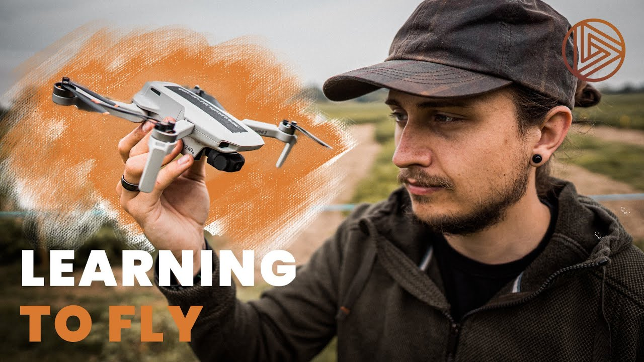 My First Time Flying A Drone - Why It Has Taken Me So Long | DJI Mini 2