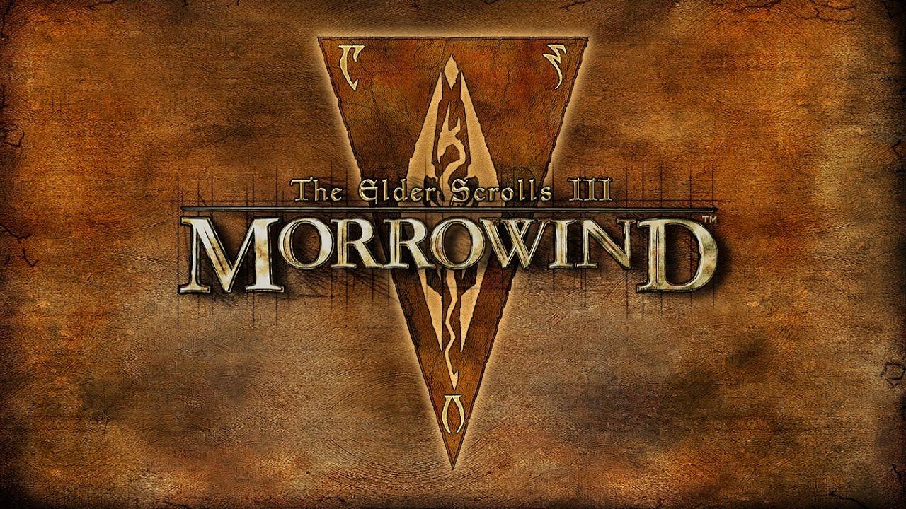 The elder scrolls iii morrowind youtube - Title wallpaper ...