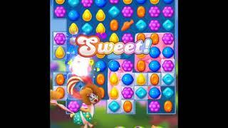 Candy Crush Friends Saga Level 815 - NO BOOSTERS 👩👧👦 | SKILLGAMING ✔️