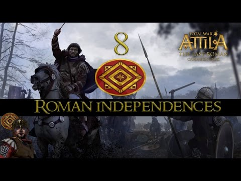 Attila: Total War - The Last Roman - In Honour Of Pharas (Vh/VH)
