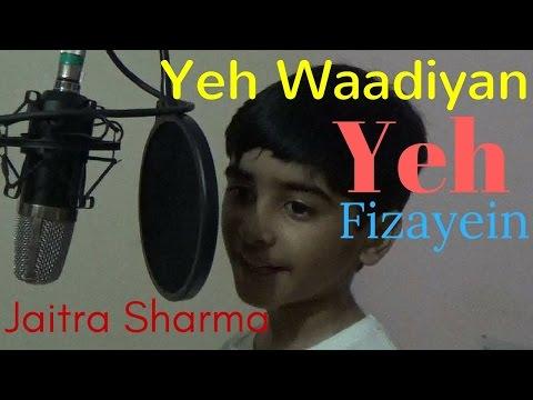 Yeh Wadiyan Yeh Fizaayein  Sunil Dutt  Nanda  Aaj Aur Kal  Bollywood Evergreen Songs  Ravi