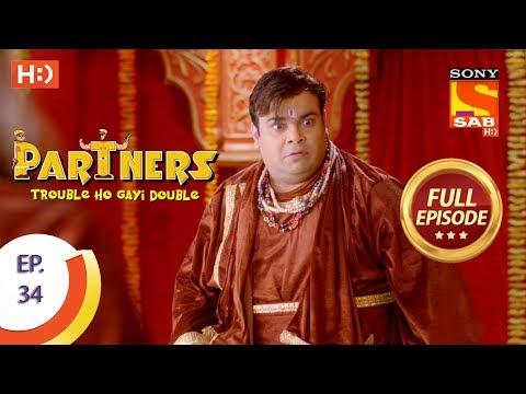 Partners Trouble Ho Gayi Double - Ep 34 - Full Episode - 12th January, 2018