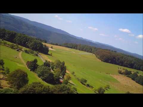 Tangent Alpina 3001 Champ Pro Flight 2 Beerfelden / Rothenberg Germany