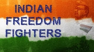Indian Freedom Fighters - Hindi Patriotic Song Collection