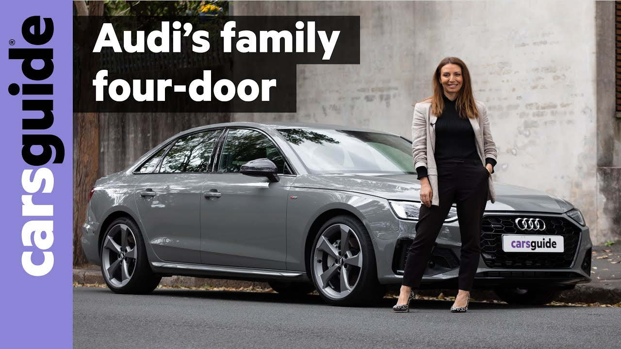 Review of the Audi A4 2021