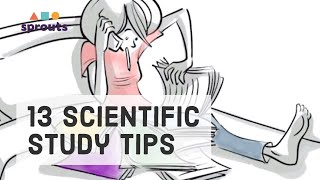 13 Study Tips: Tнe Science of Better Learning