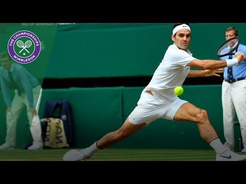 HSBC Play of the Day - Roger Federer
