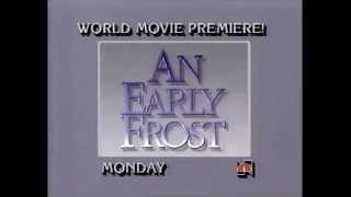 An Early Frost 1985 NBC Movie Promo # 2