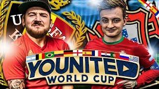 FIFA 18 | Das wars Komplett ! | YOUNITED World Cup ZWEITES GRUPPENSPIEL 😱😱 Rückspiel
