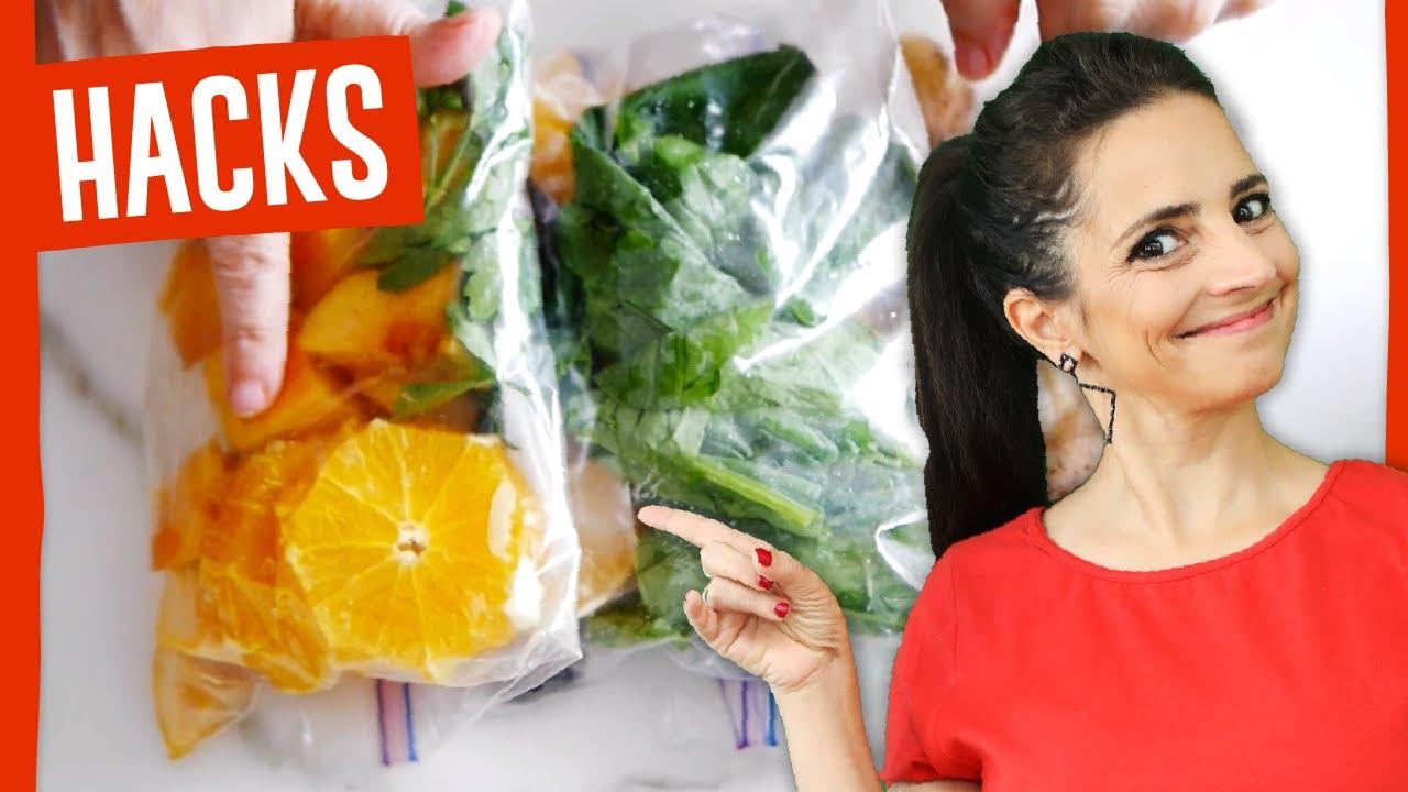 19 HACKS de mealprep que te SALVARÁN la vida