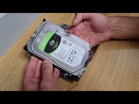 Жесткий диск Seagate BarraCuda HDD 2TB 7200rpm 256MB ST2000DM008 3.5 SATA III