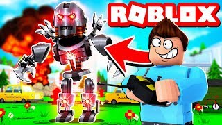 TECH SIMULATOR | ROBLOX MOVIE