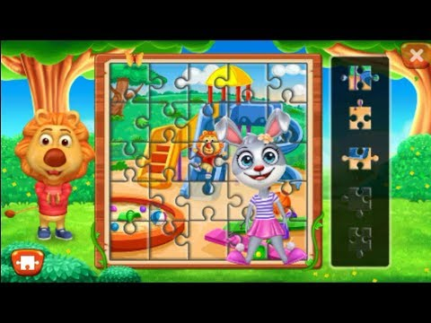 Kids Learning | Jigsaw Puzzle Game By RV App Studios For Children