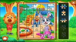 Kids Learning | Jiġsaw Puzzle Game by RV App Studios for Children