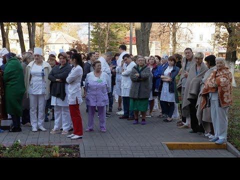 В Тамбове из третьей городской больницы эвакуировали пациентов и персонал