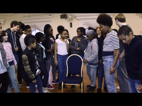 Other Voices Youth Project  ENO