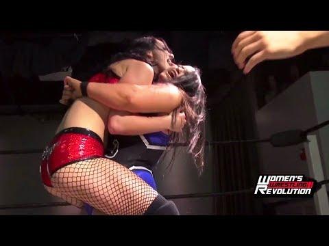 [Free Match] Jordynne Grace vs. Priscilla Kelly | Women's Wrestling Revolution (SHIMMER SHINE WSU)