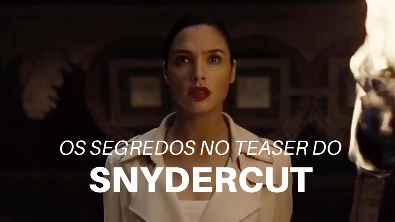 'Liga da Justiça' | Os Segredos no teaser do 'Snydercut'
