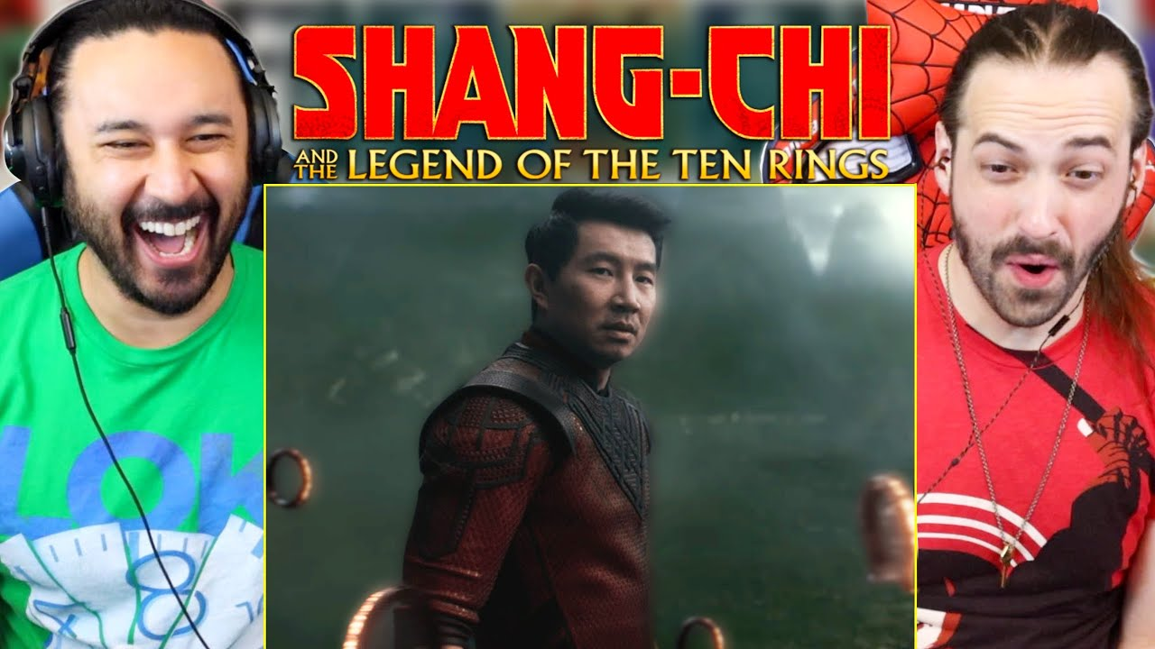 SHANG CHI And The Legend Of The Ten Rings NEW TRAILER REACTION!! (Need   Marvel Studios')