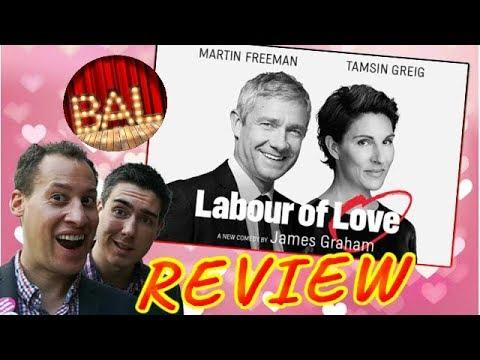 Labour of Love Review Noel Coward Theatre West End London