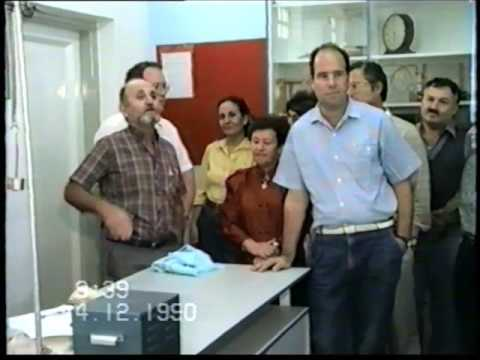 19901204 Physics Lab Kiryat Haim High School dedication to Shlomo Gover ZL