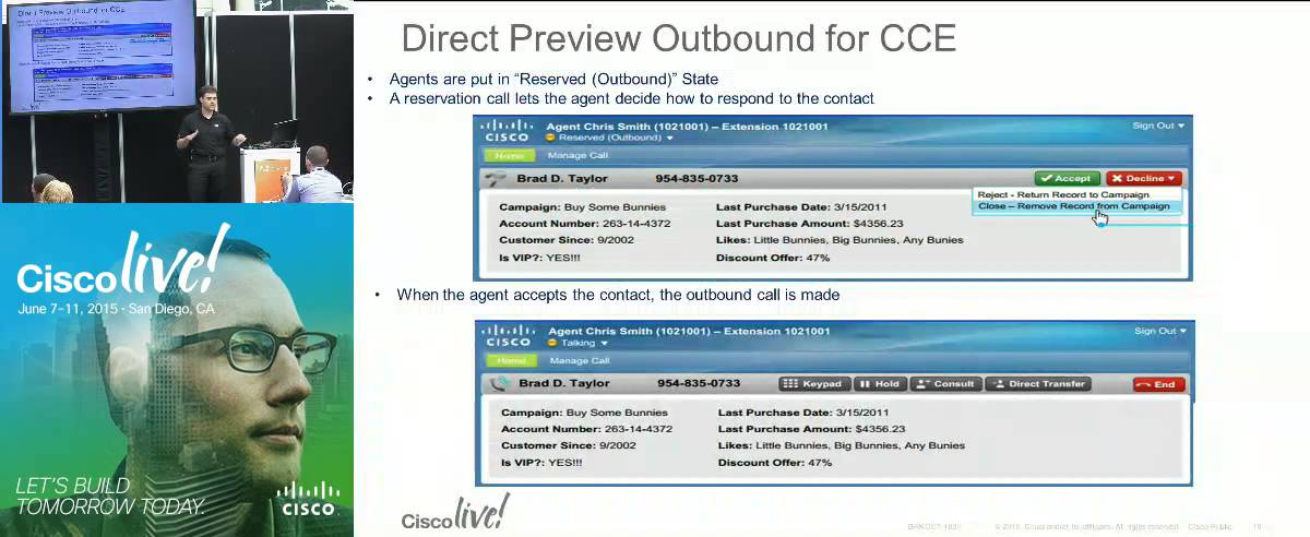 DEVNET 1130 - Cisco Finesse API's