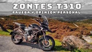 ZONTES T310: PRUEBA Y OPINION PERSONAL