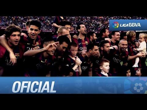 La Liga del Tridente: repaso a la espectacular temporada del FC Barcelona