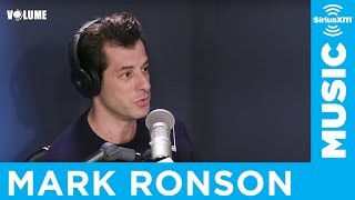 Mark Ronson On Working With Miley Cyrus For 'Nothing Breaks Like a Heart'