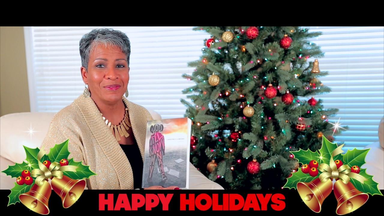Carolynn Brooks Christmas Stocking Stuffer