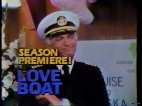 The Ropers Detective School & Love Boat 1979 Abc Promo