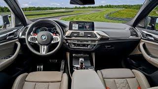 BMW X4 M 2019 внутри