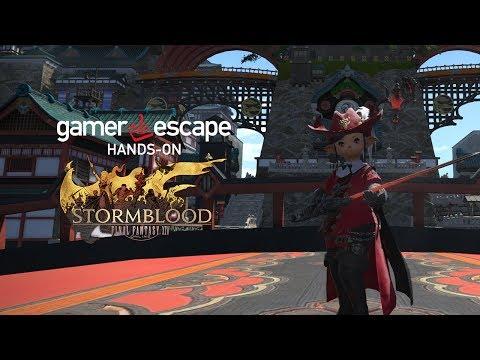 Final Fantasy XIV: Stormblood Preview   Page 3 of 21
